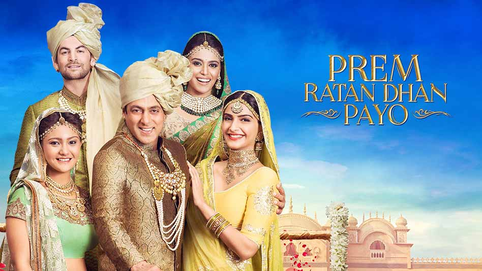 Prem Ratan Dhan Payo' shows how Bollywood films can
