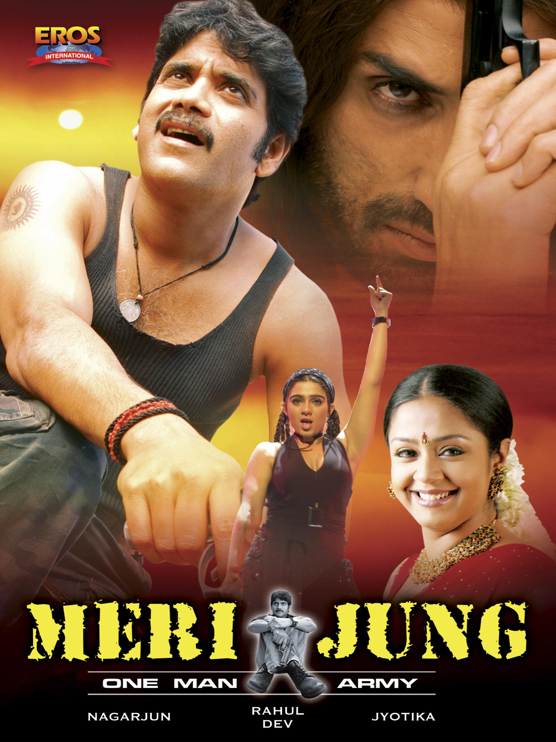 Watch Meri Jung - One Man Army full movie Online - Eros Now