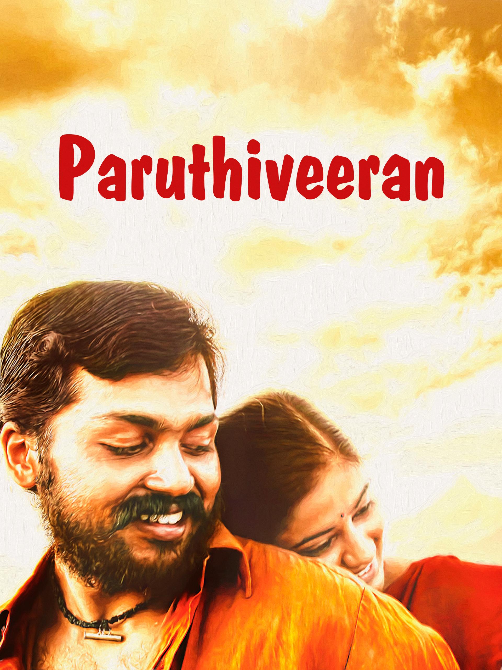 Watch Paruthiveeran full movie Online - Eros Now