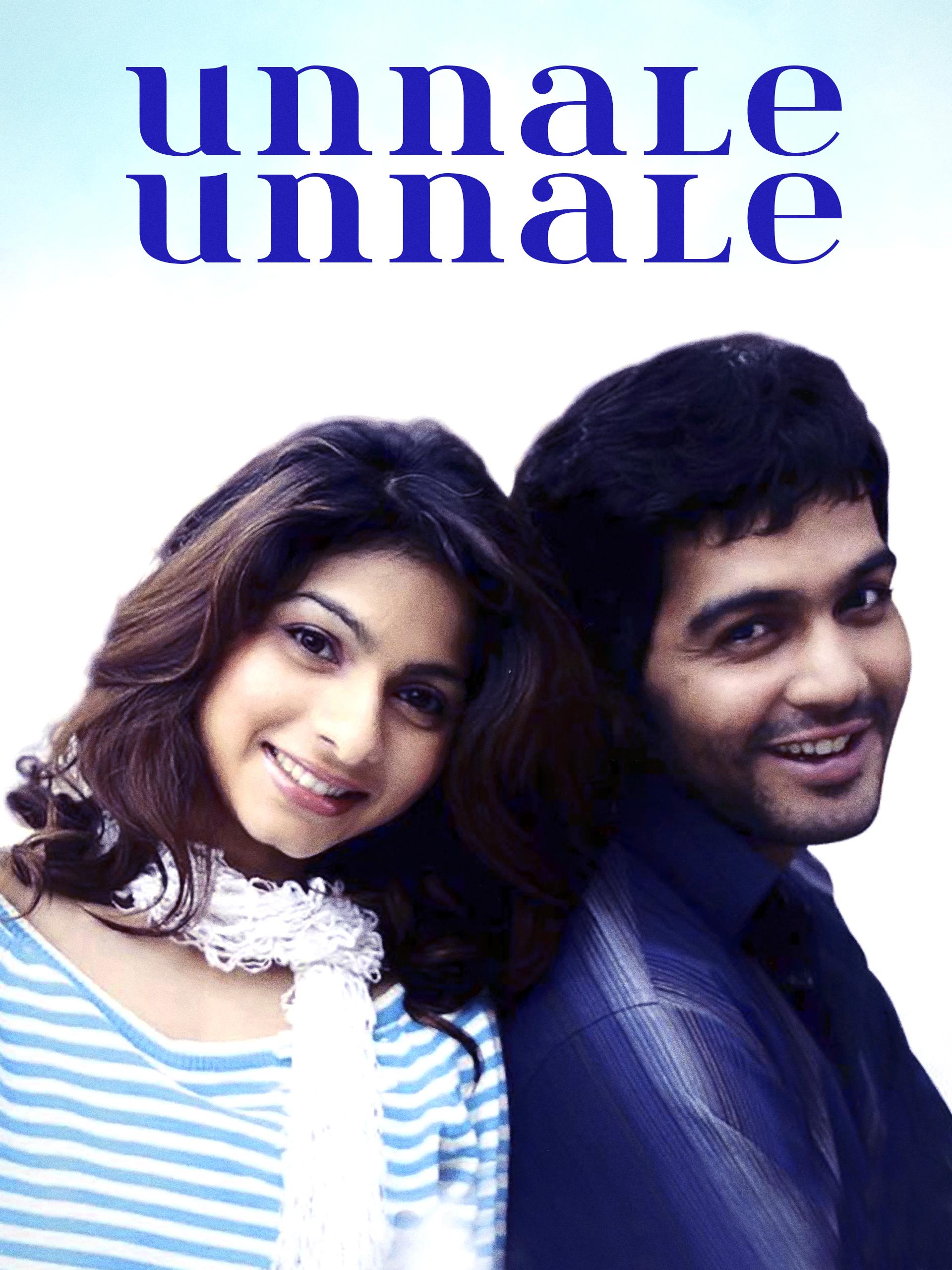 Watch Unnale Unnale full movie Online - Eros Now