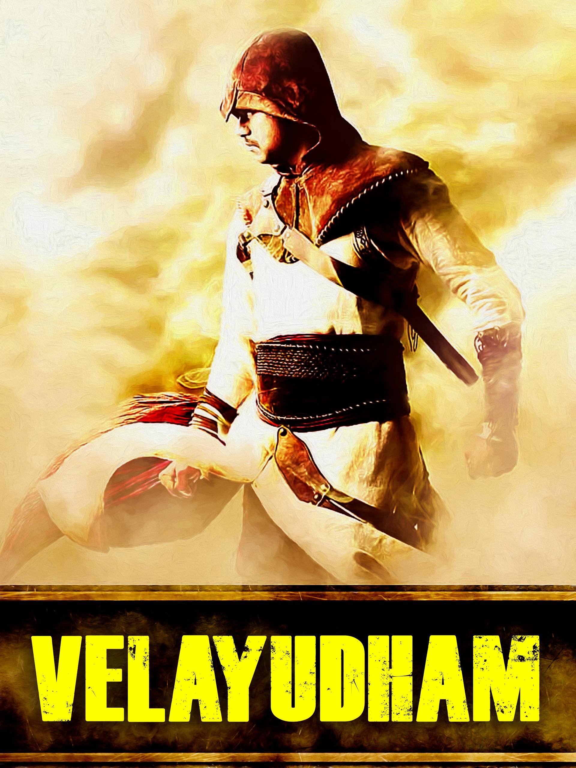 Watch Velayudham full movie Online - Eros Now