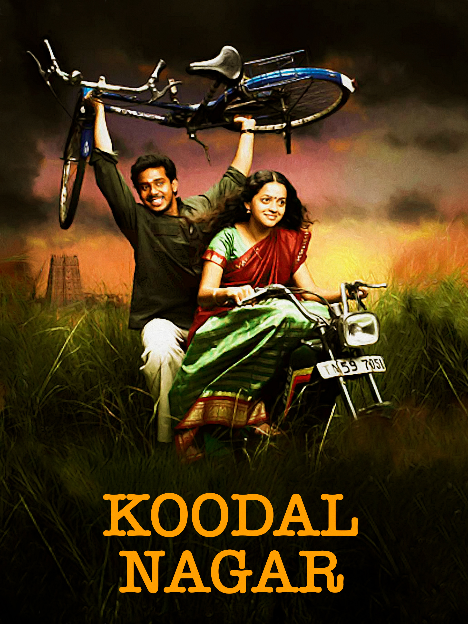 Watch Koodal Nagar full movie Online - Eros Now