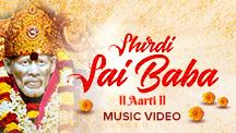 Shirdi Sai Baba Aarti - Video Song