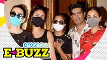 Manish Malhotra Hosts a Lunch for Bebo, Lolo, Malaika and Amrita