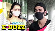 Ranbir, Shraddha, Sonam, Dimple & Hindustani Bhau Spotted at the Airport