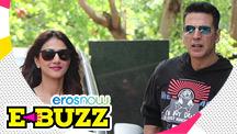 SPOTTED - Kajol, Akshay Kumar, Sania Mirza, Shahid Kapoor & Ranveer Singh