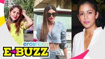 SPOTTED   Sunny Leone, Shraddha Kapoor, Mouni Roy & Nora Fatehi