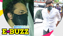 Sonu Sood spotted at Mumbai airport