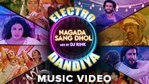Nagada Sang Dhol - Electro Dandiya Mix By DJ Rink - Video Song