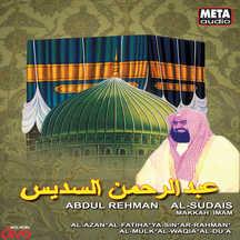 Abdul Rehman Al Sudais