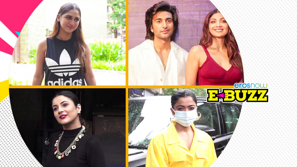 Watch E Buzz - Mira & Ranveer Clicked At The Airport, Ranbir & Rhea Spotted in Bandra on Eros Now