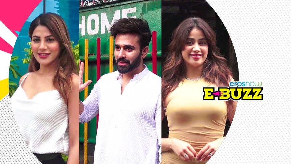 Watch E Buzz - Mandira Goes for a Walk, Ranbir Heads to YRF Studios & more on Eros Now