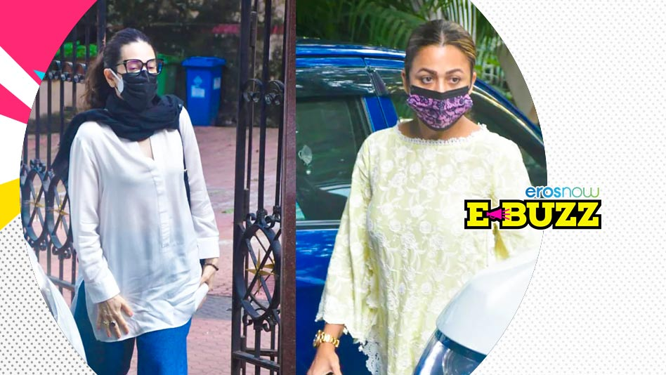 Watch E Buzz - Celebs Pay Their Last Respects To Chunky Pandey's Mother on Eros Now