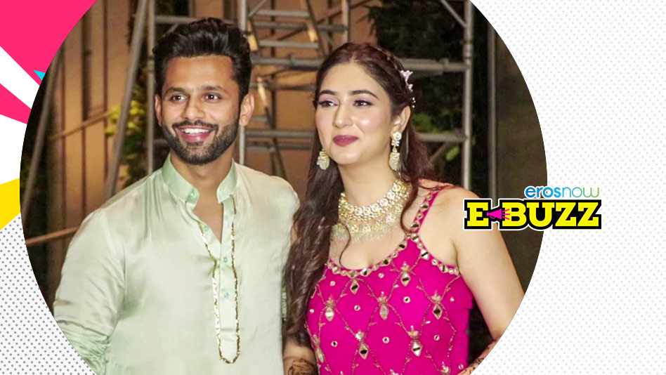 Watch E Buzz - All About Rahul Vaidya and Disha Parmar's Mehndi Ceremony on Eros Now