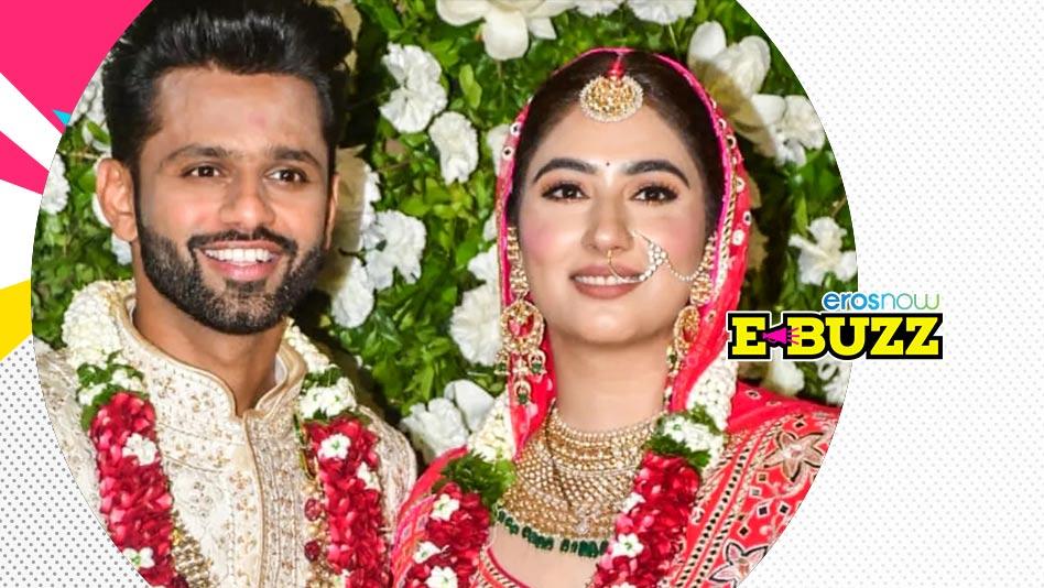 Watch E Buzz - Rahul Vaidya and Disha Parmar Talk About Their Love Story on Eros Now