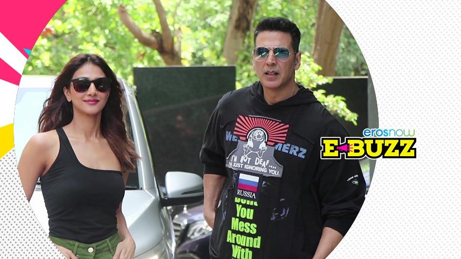 Watch E Buzz - SPOTTED - Kajol, Akshay Kumar, Sania Mirza, Shahid Kapoor & Ranveer Singh on Eros Now