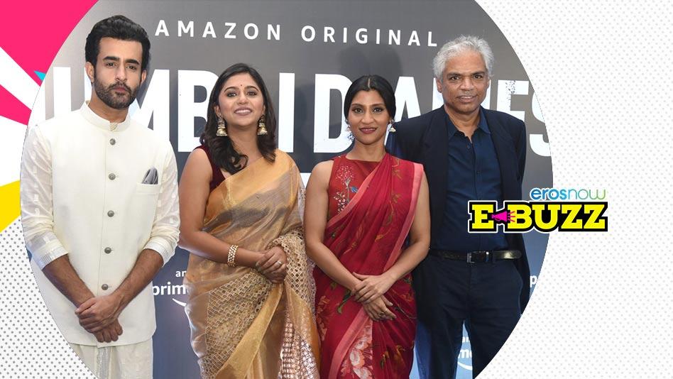 Watch E Buzz - Trailer Launch of Amazon Prime Web Series   Mumbai Diaries 26/11 on Eros Now