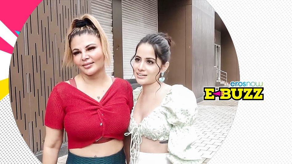 Watch E Buzz - Rakhi Sawant & Urfi Javed Chat About Bigg Boss on Eros Now
