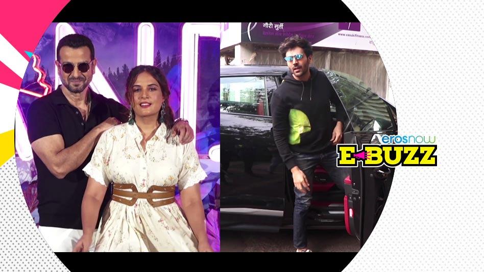 Watch E Buzz - Kangana, Mouni rock ethnic looks; Kiara, Parineeti look funky on Eros Now