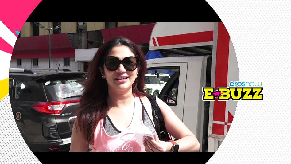 Watch E Buzz - Ridhima Pandit Talks About Bigg Boss OTT on Eros Now