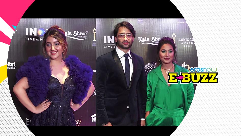 Watch E Buzz - Catch the Red Carpet of the Iconic Gold Awards on Eros Now