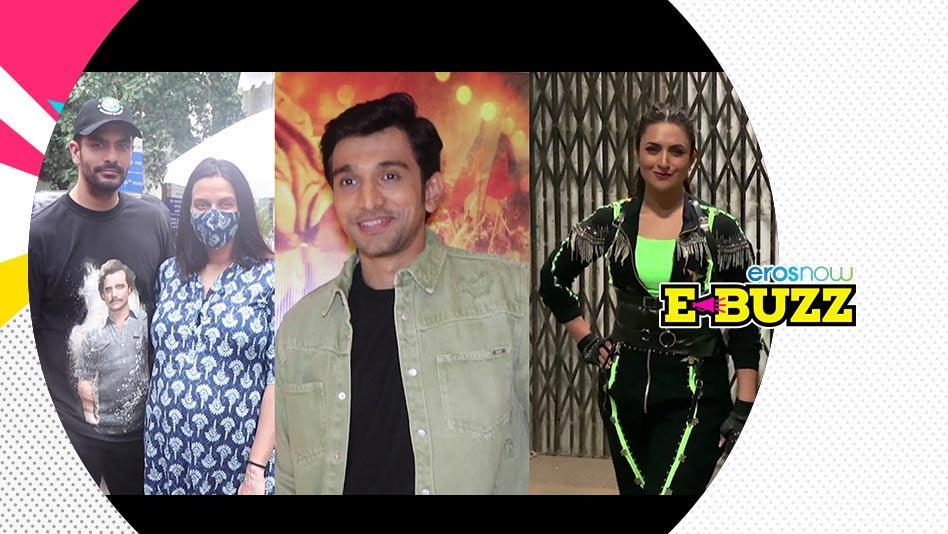 Watch E Buzz - SPOTTED - Malaika Arora, Angad Bedi, Neha Dhupia & Fatima Sana Shaikh on Eros Now