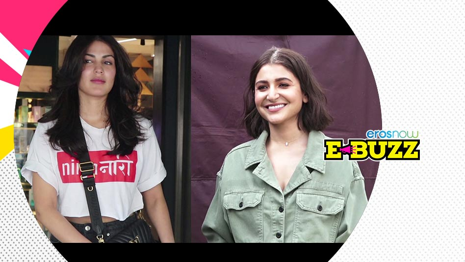 Watch E Buzz - SPOTTED: Deepika Padukone, Anushka Sharma, Alia Bhatt, Ranbir Kapoor on Eros Now