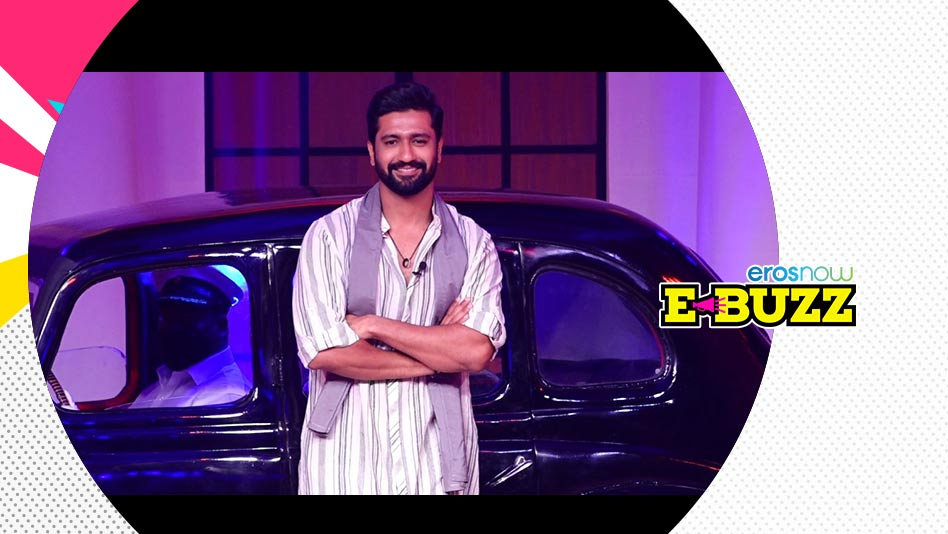 Watch E Buzz - Vicky Kaushal Talks to the Media at the Sardar Udham Trailer Launch on Eros Now