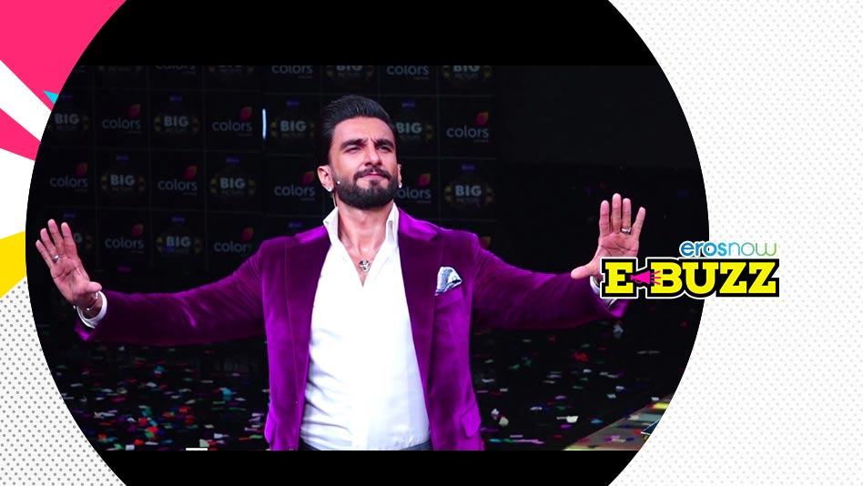 Watch E Buzz - SPOTTED: Ranveer Singh, Sanjana Sanghi, Malaika Arora on Eros Now
