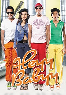 Watch Heyy Babyy full movie Online - Eros Now