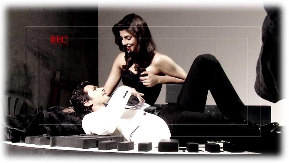 Shahid, Priyanka Filmfare Photoshoot for Teri Meri Kahaani