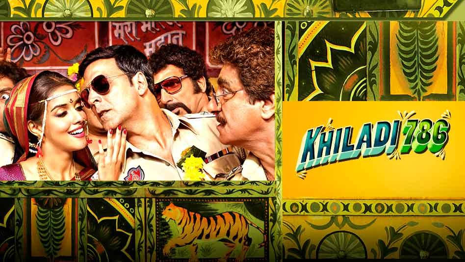 Watch Khiladi 786 Online Eros Now