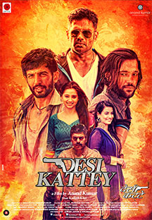 Watch Desi Kattey full movie Online - Eros Now