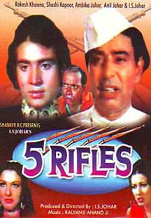 Watch 5 Rifles full movie Online - Eros Now