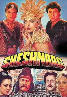 Watch Sheshnaag full movie Online - Eros Now