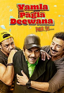 Watch Yamla Pagla Deewana Phir Se... full movie Online - Eros Now