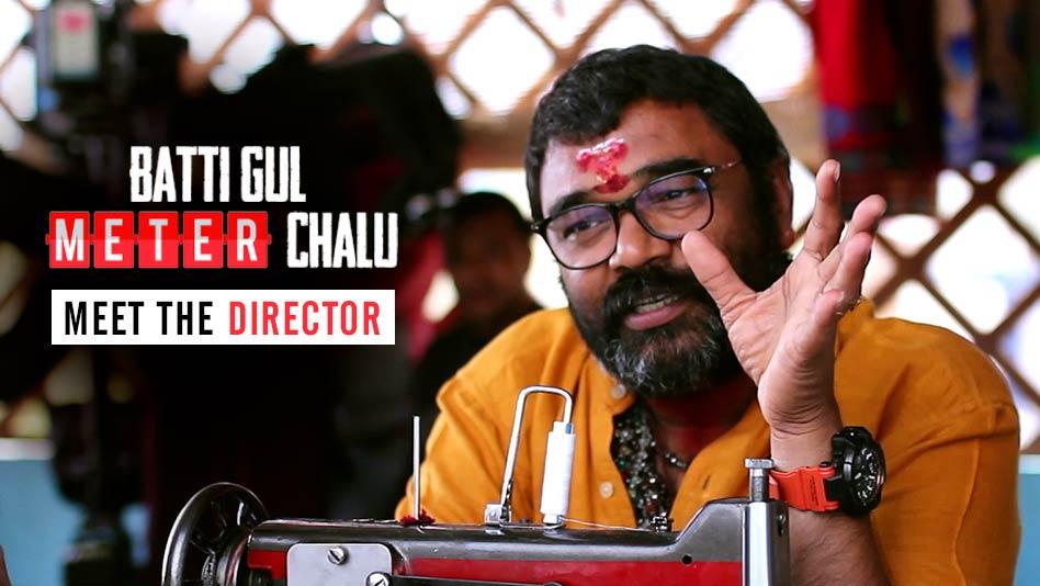 Behind The Scenes - Meet The Director