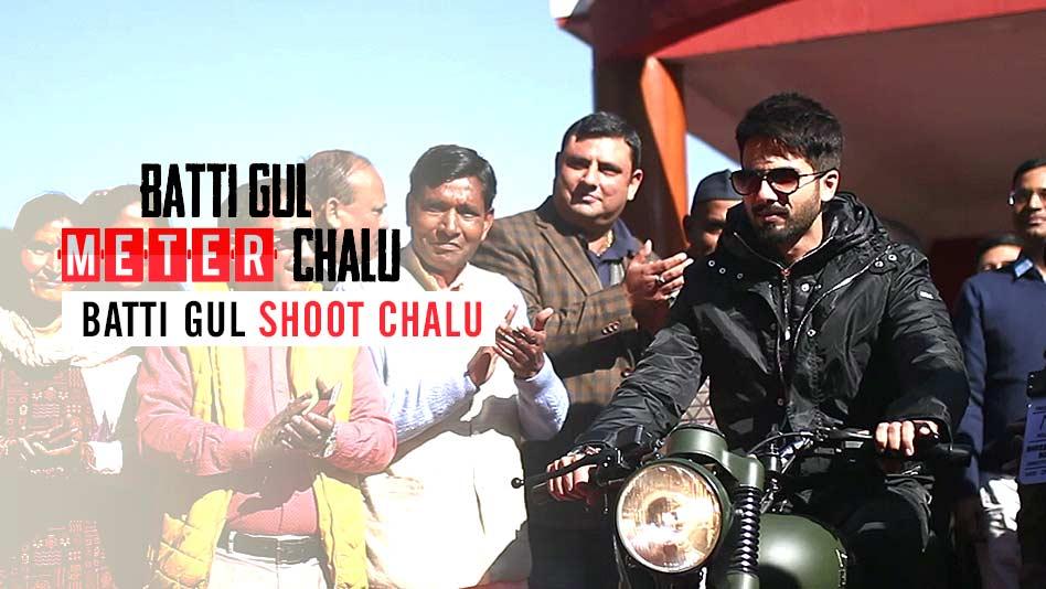 Behind The Scenes - Batti Gul Shoot Chalu