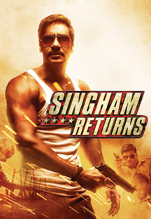Watch Singham Returns - Swahili full movie Online - Eros Now