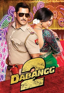 Watch Dabangg 2 full movie Online - Eros Now