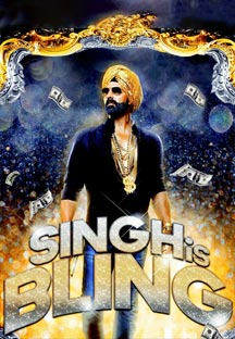 Watch Singh Is Bliing full movie Online - Eros Now