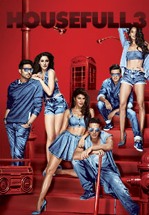 Watch Housefull 3 full movie Online - Eros Now