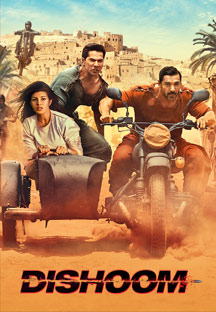 Watch Dishoom full movie Online - Eros Now