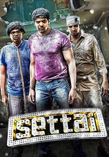 Watch Settai full movie Online - Eros Now