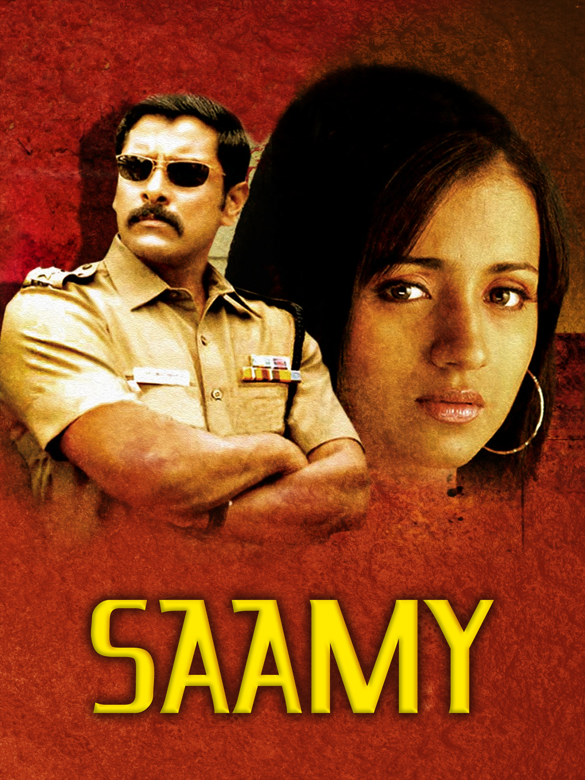 Watch Saamy full movie Online - Eros Now