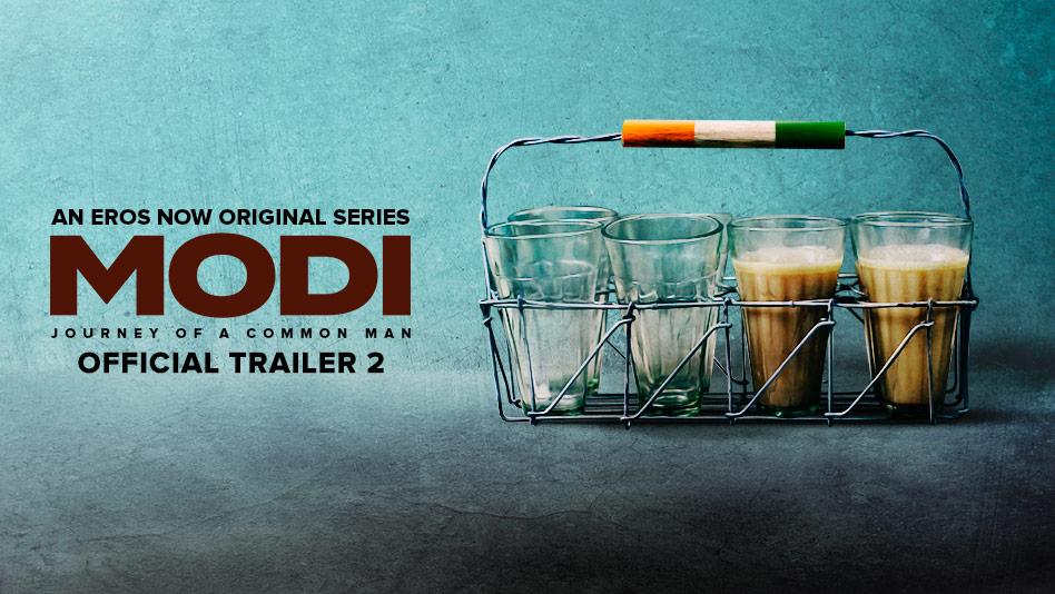 Modi - Journey Of A Common Man - Trailer 2