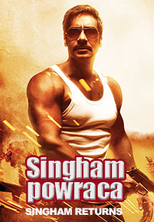 Watch Singham Returns - Polish full movie Online - Eros Now
