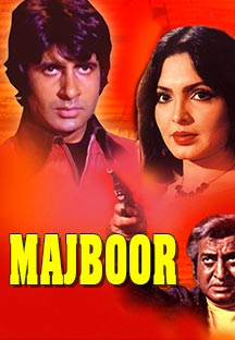 Watch Majboor full movie Online - Eros Now
