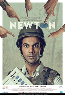 Watch Newton full movie Online - Eros Now