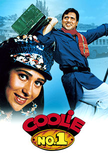 Watch Coolie No. 1 full movie Online - Eros Now
